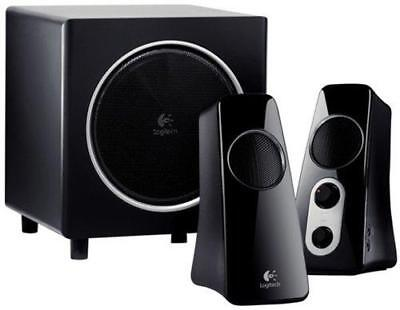 Logitech Z523 2.1 Channel Computer Speaker System with 360-Degree Sound
