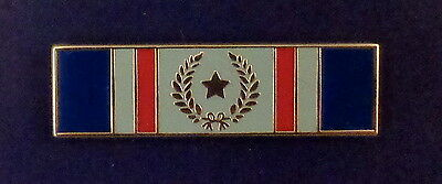 BACHELOR'S DEGREE (police/fire dept/EMS/security) Uniform Commendation/Award Bar