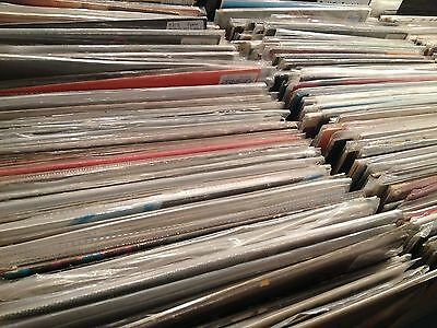 "JOB LOT OF 400 OLD SCHOOL HOUSE 12""s-FREE UK P&P-BARGAIN!!!!!!!!!!!!!!!!"