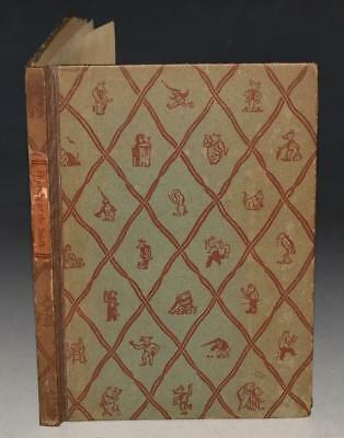 Lewis Carroll Hunting of the Snark Poem Eight Fits Peter Pauper Press 1st 1940