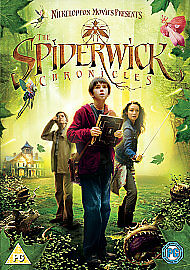 The Spiderwick Chronicles [DVD], DVD, New, FREE & Fast Delivery