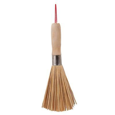 BS 1PC Cleaning  Traditional Wok Brushes Kitchen Bamboo Kitchen Tools