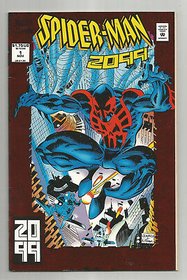 SPIDER-MAN 2099 * 1992 * LOT of 32 DIFFERENT * GREAT DEAL!