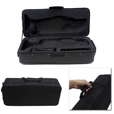 New Protable Oxford Cloth Brass Musical Trumpet Box Big Case Black