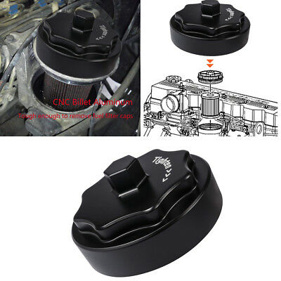 Diesel Engine Cummins Fuel Filter Housing Cap Parts For Dodge Ram