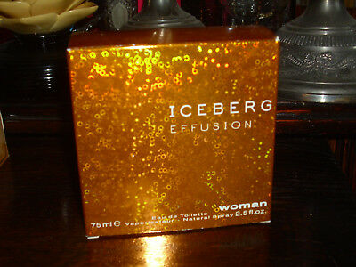 Iceberg Effusion Woman 75 ml Eau de Toilette EdT