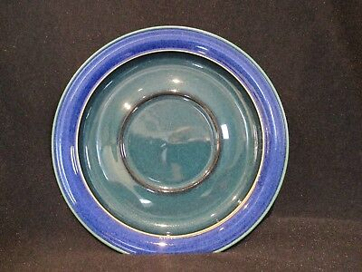 Denby - METZ GREEN - Breakfast Saucer Only - NEW