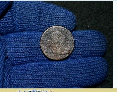 1800 HALF CENT**Scarce**POOR/CULL**VERY Low Price