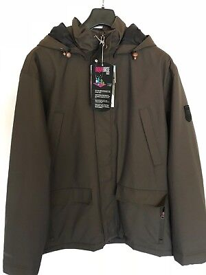Mc Kinley Funktions Outdoor Wander Freizeitjacke Aquabase Elite Neu Gr. XL Men