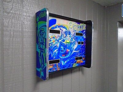 Bally Fathom Pinball Head LED Display light box
