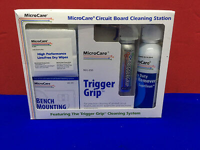 Microcare Corporation Circuit Board Cleaning Station