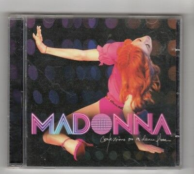 (IF123) Madonna, Confessions On A Dance Floor - 2005 CD