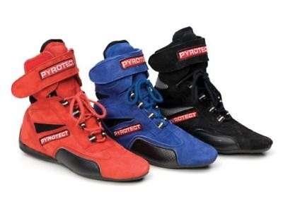 Pyrotect Sport Series Ankle Top Racing Shoes - SFI Rated