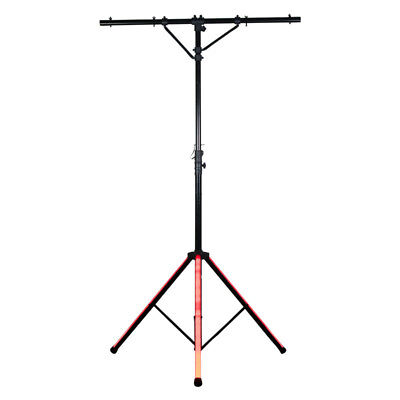 American DJ LTS Color LED T bar lighting stand tripod with wireless remote