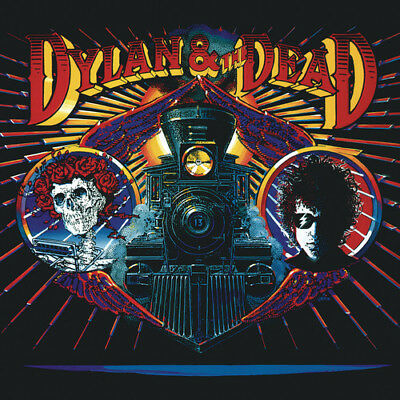 Dylan,Bob & The Grateful Dead - Dylan & The Dead [New Vinyl] 150 Gram, Download