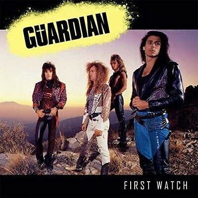 Guardian - First [New CD]
