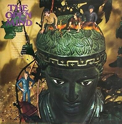 The Open Mind - The Open Mind [New CD]