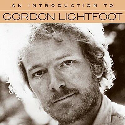 Gordon Lightfoot - An Introduction To [New CD]