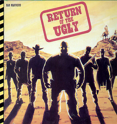 Bad Manners - Return Of The Ugly / LP