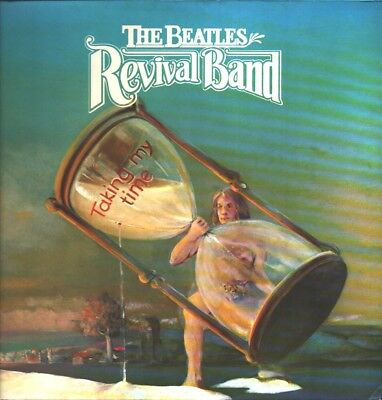 Beatles Revival Band - Taking my time / LP