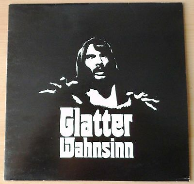 Glatter Wahnsinn - Rock Jazz Unit Top LP