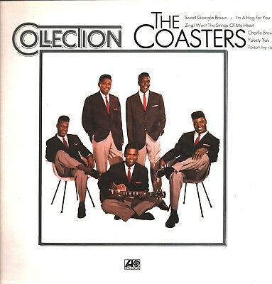 The Coasters - Collection / Top LP