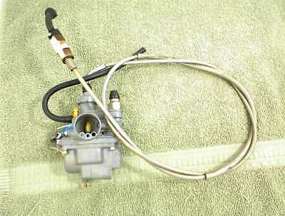 Suzuki Fa50 Carburetor & Throttle Cable Fa 50 Shuttle 1982 1983 1984