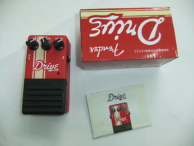Fender Competition Drive Pedal  ( Overdrive, Booster)