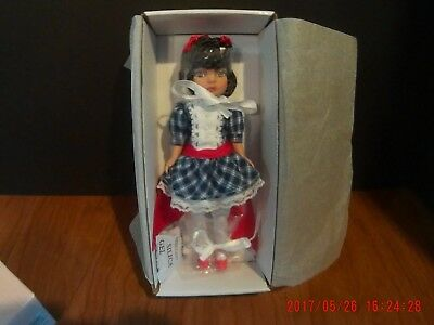 Robert Tonner Effanbee Patsyette Summer Party Dressed Doll MIB SIGNED Betsy