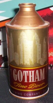 A Nice 2017 Novelty/Reproduction (FAKE) Gotham Cincinatti Ohio Cone Top Can