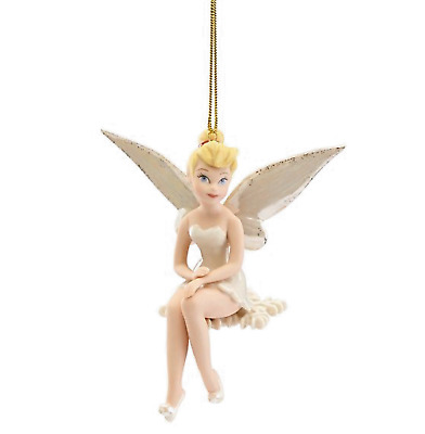 Lenox 2018 Snowflake Tinker Bell Annual Ornament