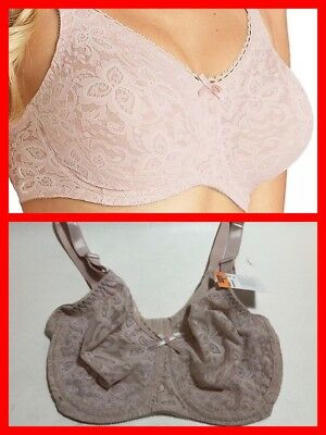 d3b8f749803dd BALI LACE AND Smooth Underwire Bra  3432 ROSEWOOD Color Size 32 DD ...