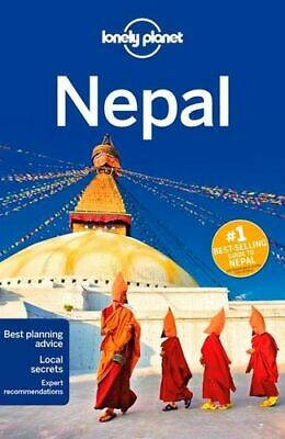 NEW Nepal By Lonely Planet Travel Guide Paperback Free Shipping