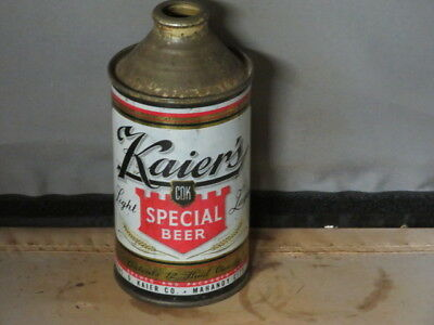 Kaiers. Special.  Beer. Real Beauty. Mahanoy City. Penn
