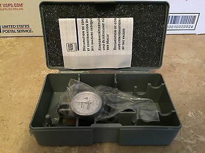 "Brown & Sharpe 74.111373 Interapid 312b-4 .0001"" .016"" Dial Test Indicator- NEW"
