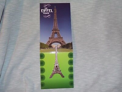2014 British Virgin Islands - Anniversary of The Eiffel Tower Nickel Silver Coin
