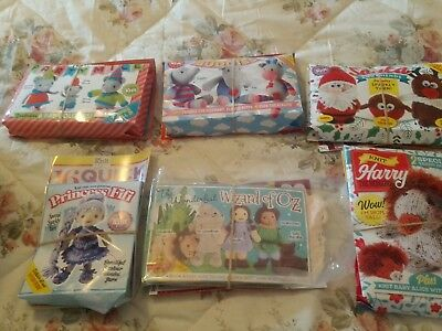 6 Knitting Kits