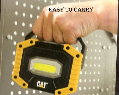 CAT LED worklight with magnetic base, 250 and 500 Lumen, NEW,GENUINE