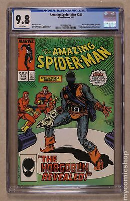 Amazing Spider-Man (1st Series) #289 1987 CGC 9.8 1396856012