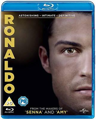 RONALDO (2015) Documentary Blu-Ray Import BRAND NEW Free Ship (USA Compatible)