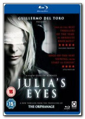 JULIA'S EYES (2010) Blu-Ray Import BRAND NEW Free Ship (USA Compatible)