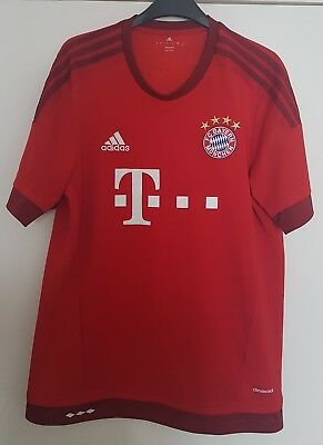 Bayern Munich Football Shirt size L - Adidas