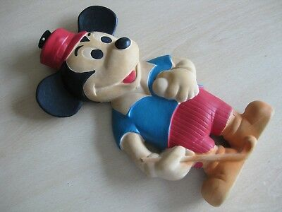 MICKEY MOUSE MICKY Walt Disney Productions DUARRY 1965  Wärmflasche n Golf