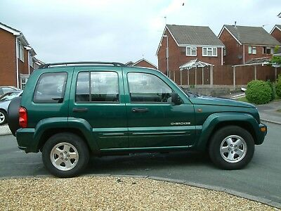 Jeep Cherokee 2.8 Diesel Auto 1-previous Owner 71487 Miles Service History