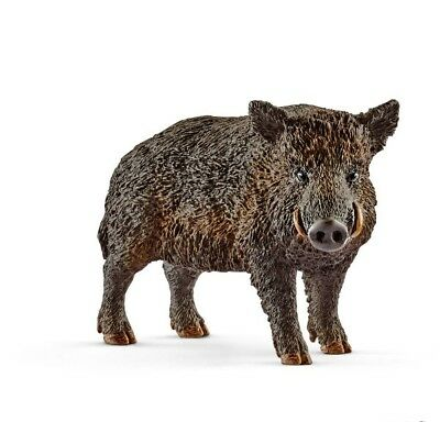 Wild Boar pig 14783  sweet strong Schleich Anywheres a Playground