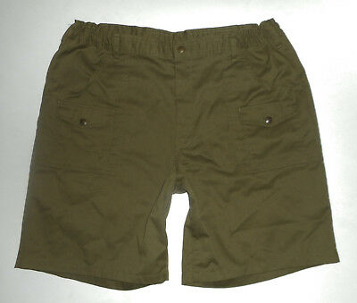 BOY SCOUTS Of America UNIFORM Cargo Shorts GREEN Scout Adult Mens NEW Sz 38/40