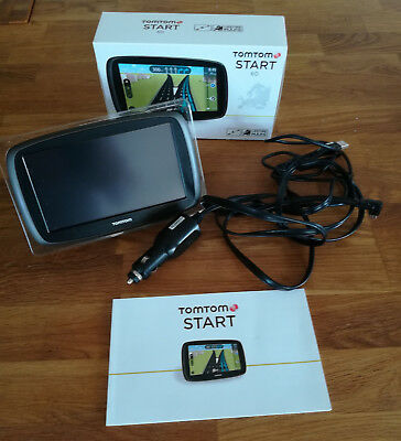 TomTom Start 60 M Europa Traffic Navigationssystem