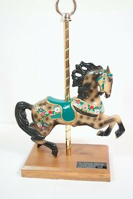 PJ's Carousel Horse Collection Stein-Goldstein spotted jeweled rare vintage nice