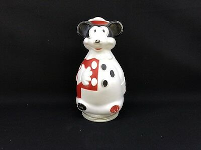 Vintage Nabisco Puppets Wheat Puffs DISNEY MICKEY MOUSE MONEY BANK Container
