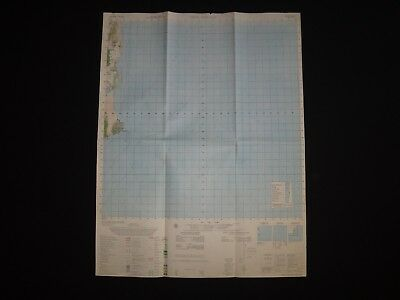 Vietnam War Year 1965 Color Pictomap Photomap Of THON SON HAI Sheet 6831 IV